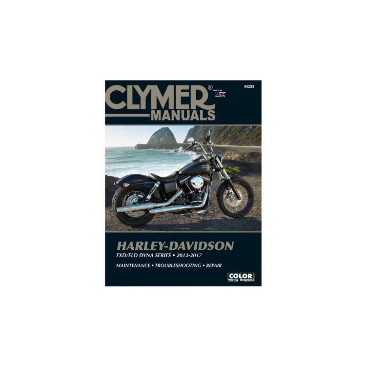 Clymer Manual Harley-Davidson FXD / FLD Dyna Series 2012-2017