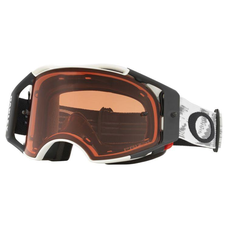 faed0da5fd Oakley Airbrake MX Prizm Goggles - Cycle Gear