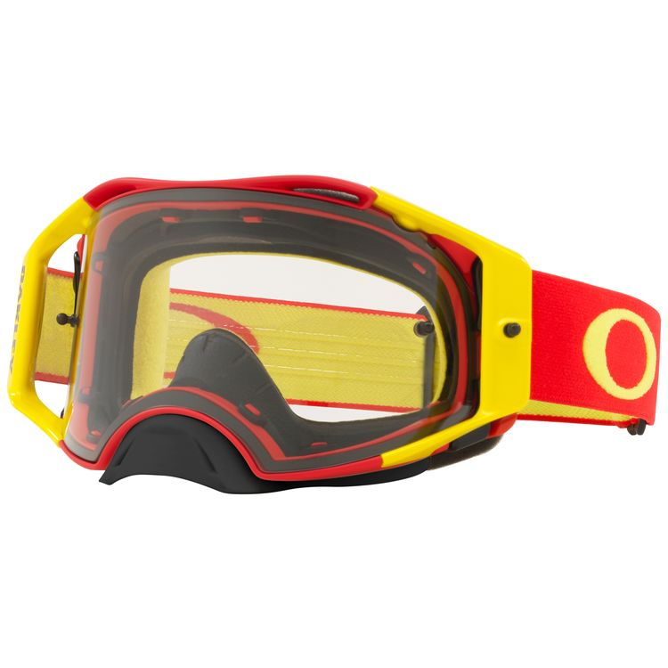 279011e927 Oakley Airbrake MX Goggles. Write a Review. Red Yellow Clear
