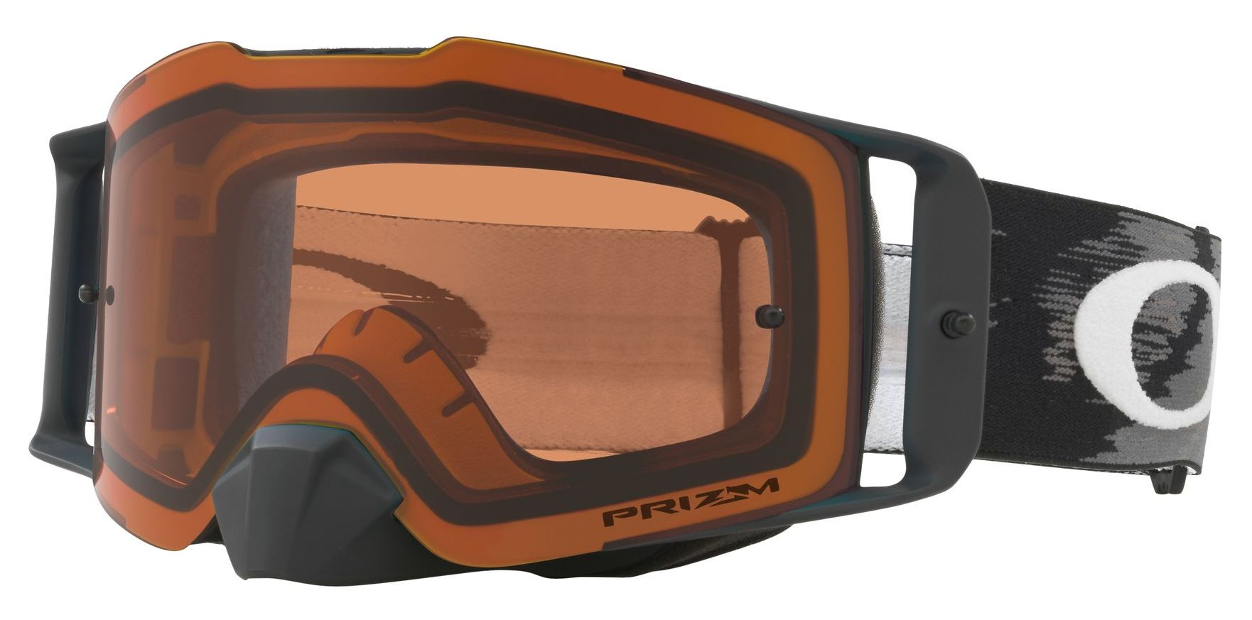 7a9f6169c1d Oakley Front Line MX Prizm Goggles - Cycle Gear