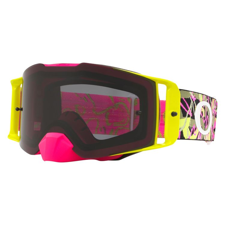 7554d8eb36 Oakley Front Line MX Goggles - Cycle Gear