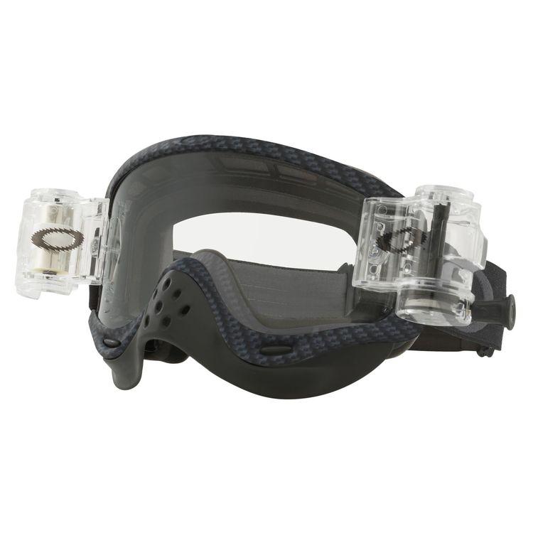Matte Carbon Fiber/Clear