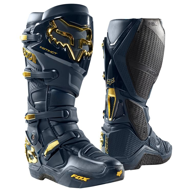 Fox Racing Instinct Le Boots Cycle Gear