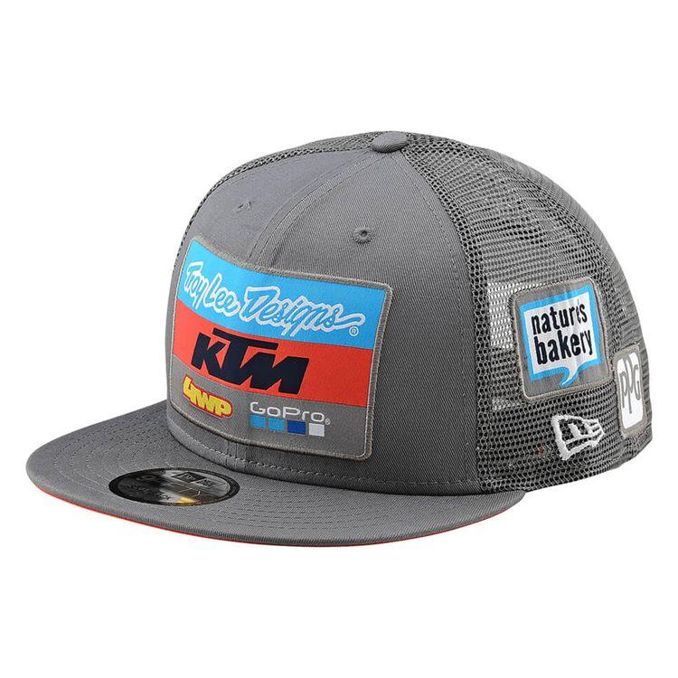 Troy Lee KTM Team Snapback Hat. Write a Review. Grey 0fdecf90431d