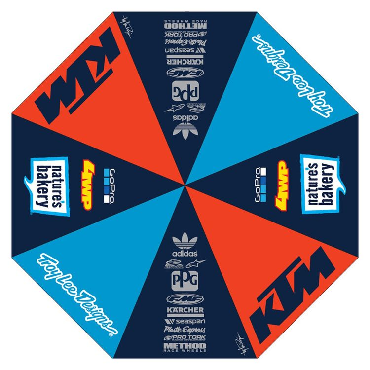 942fbb2d6950d Troy Lee KTM Team Umbrella. Write a Review. Navy