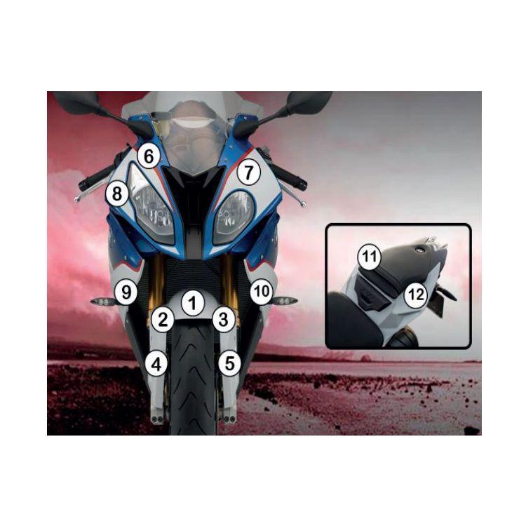 R&G Racing Second Skin Polyurethane Protective Film BMW S1000RR 2015-2018
