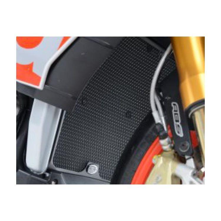 R&G Racing Radiator Guard Aprilia Tuono / RSV4 2015-2020