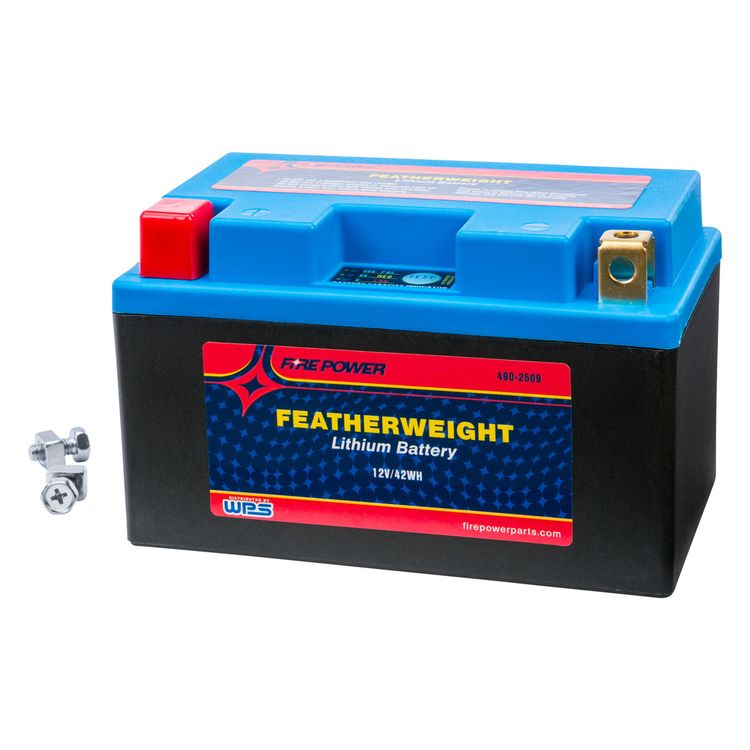 Fire Power Featherweight Lithium Battery HJTZ10S-FP-IL