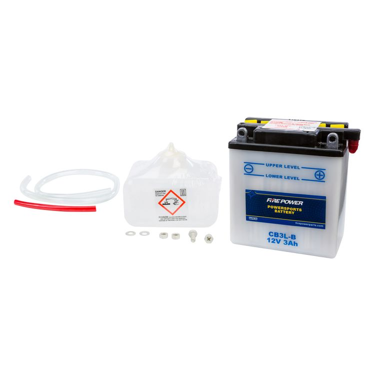 Fire Power Conventional Battery CB3L-B