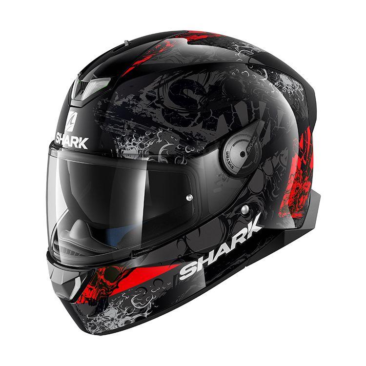 762d62cd Shark Skwal 2 Nuk'em Helmet - Cycle Gear