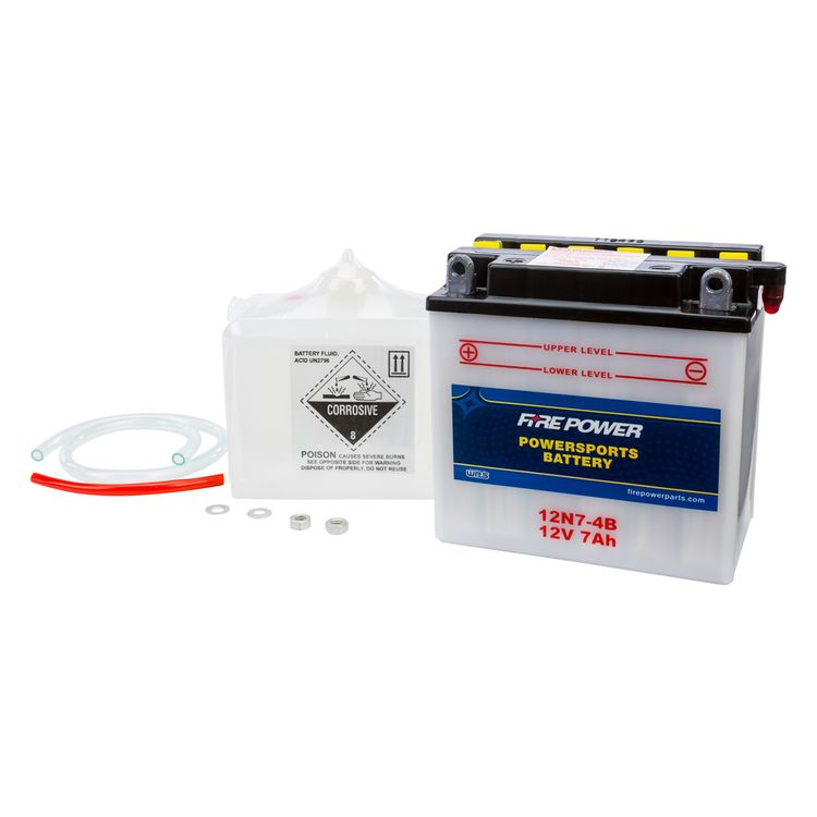 Fire Power Conventional Battery 12N7-4B