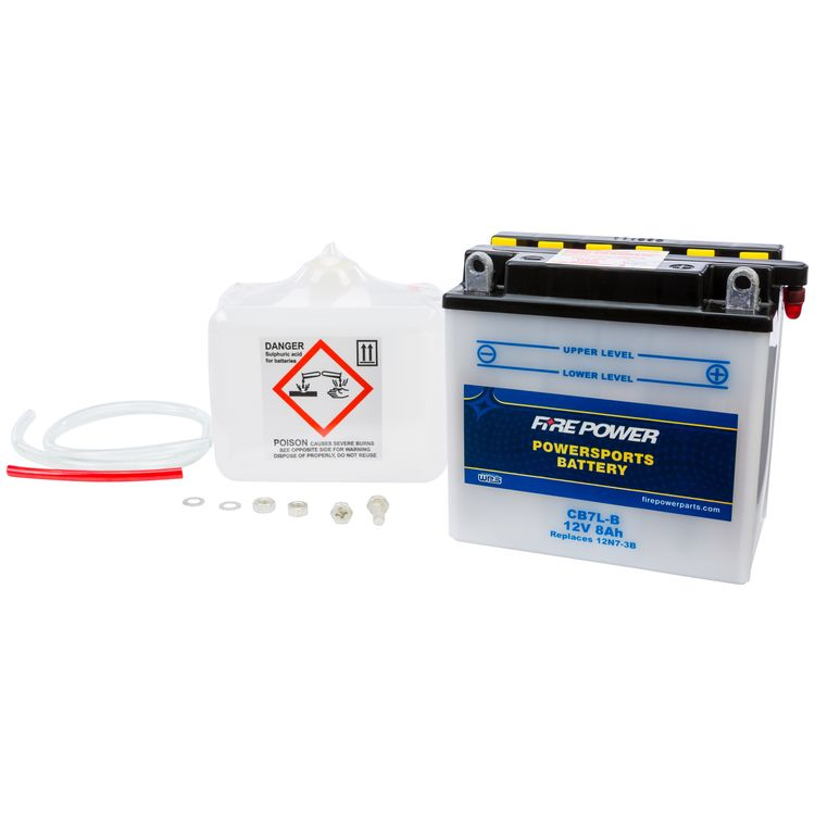 Fire Power Conventional Battery CB7L-B