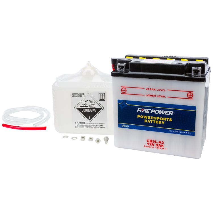 Fire Power Conventional Battery CB9L-A2