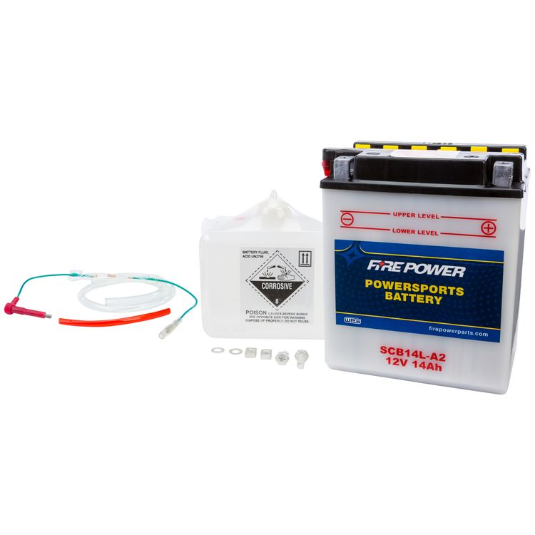 Fire Power Conventional Battery SCB14L-A2