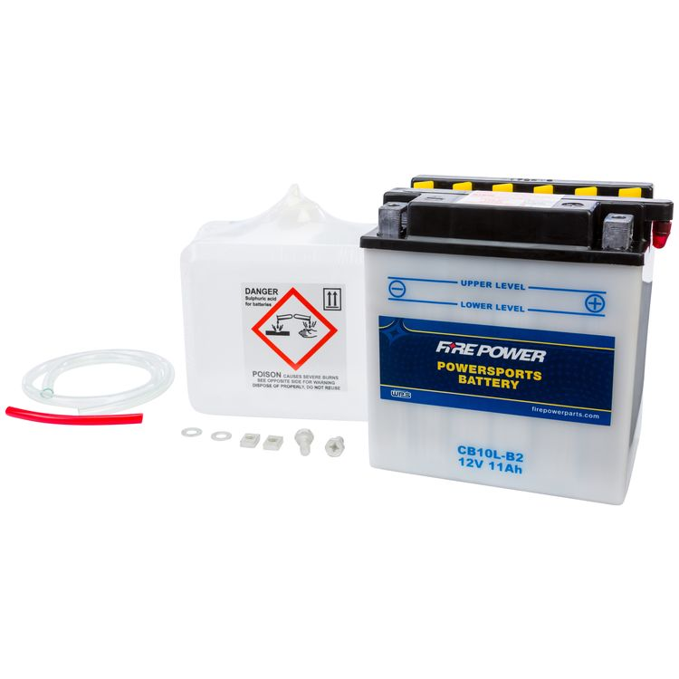Fire Power Conventional Battery CB10L-B2