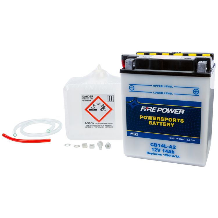 Fire Power Conventional Battery CB14L-A2