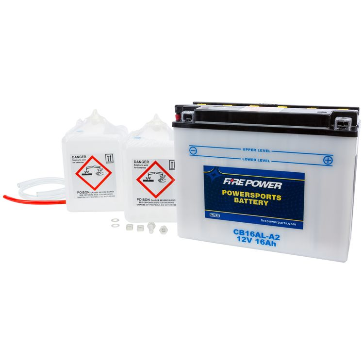 Fire Power Conventional Battery CB16AL-A2