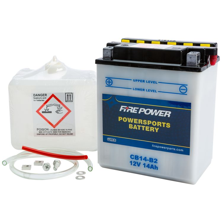 Fire Power Conventional Battery CB14-B2
