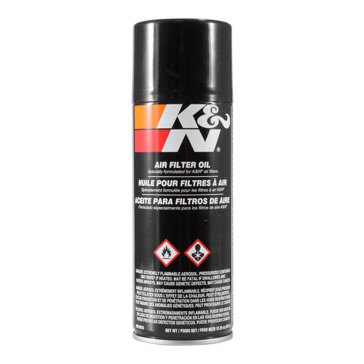 K&N Air Filter Oil