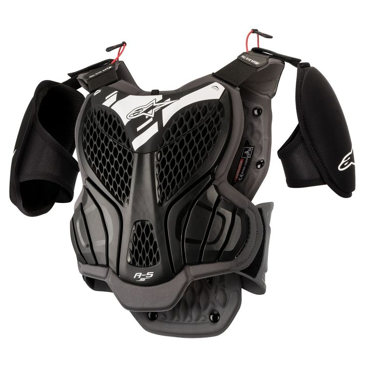 Alpinestars Bionic Plus Youth Kids MX Motocross Offroad Elbow Protectors