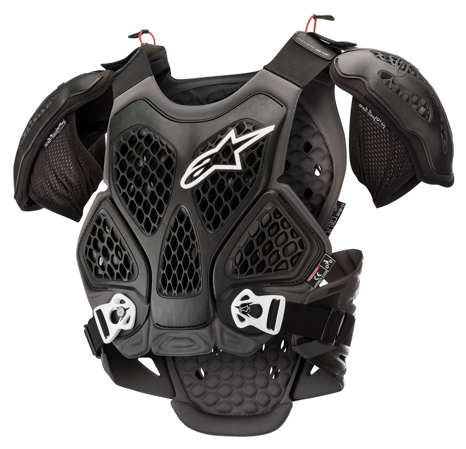 Youth Dirt Bike Boots >> Alpinestars Bionic Chest Protector - Cycle Gear
