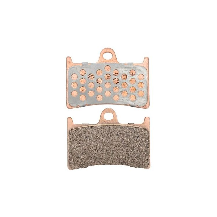 EBC Brakes Double-H Sintered Front Brake Pads For Harley 1984-2010