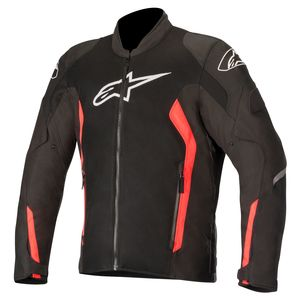 Motorcycle Jacket REVIT GT-R AIR 2 BLACK//FLUO size L