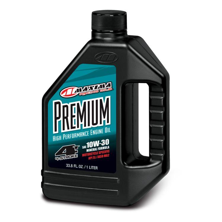 Maxima Premium Engine Oil