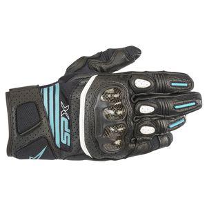 Alpinestars Stella SMX-1 Air Womens Gloves Black//Yellow LG