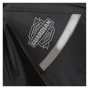 Oxford Dormex Indoor Motorcycle Dust Cover Large Motorbike Covers Black Grey