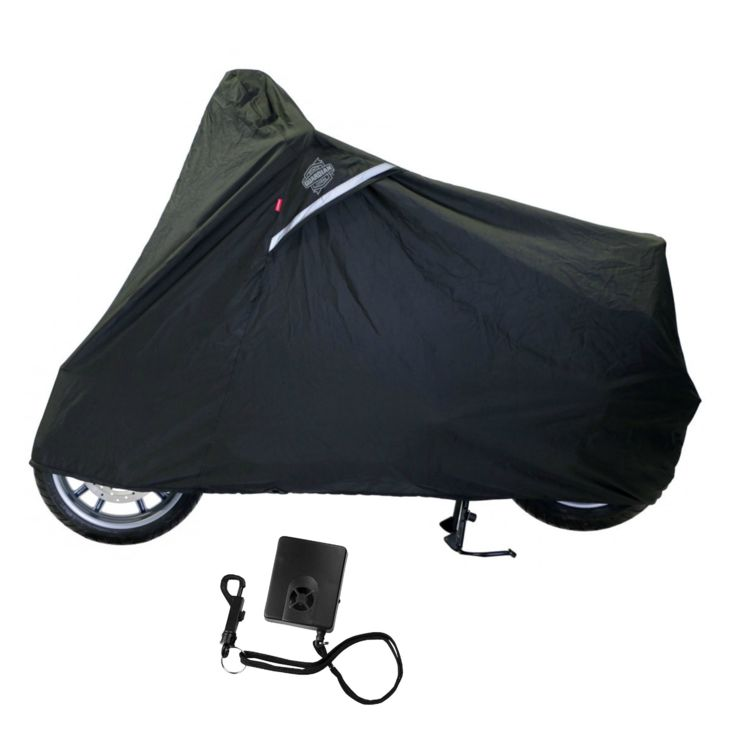 Dowco Guardian Weatherall Plus Scooter Cover And Alarm Kit