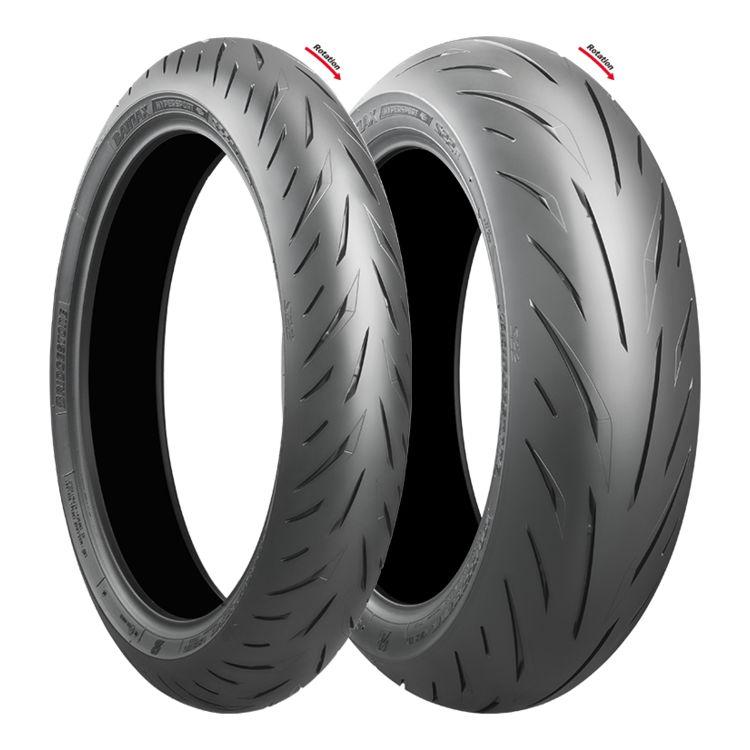 Bridgestone Battlax Hypersport S22 Tires