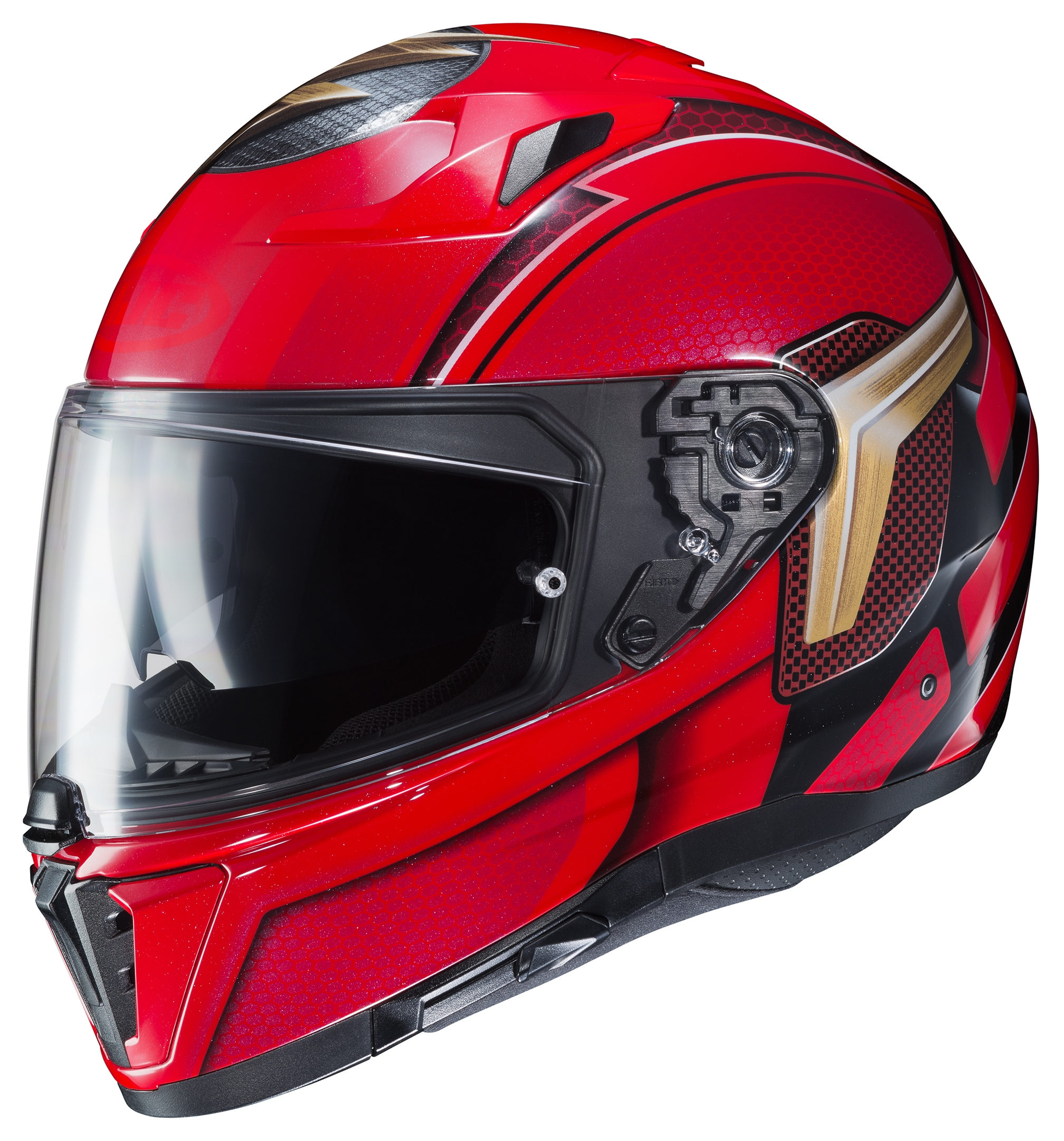 Youth Dirt Bike Boots >> HJC i 70 The Flash Helmet - Cycle Gear