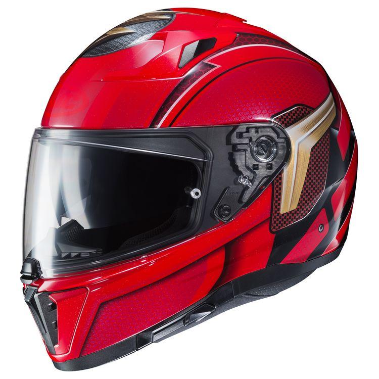 55396502 HJC i 70 The Flash Helmet - Cycle Gear