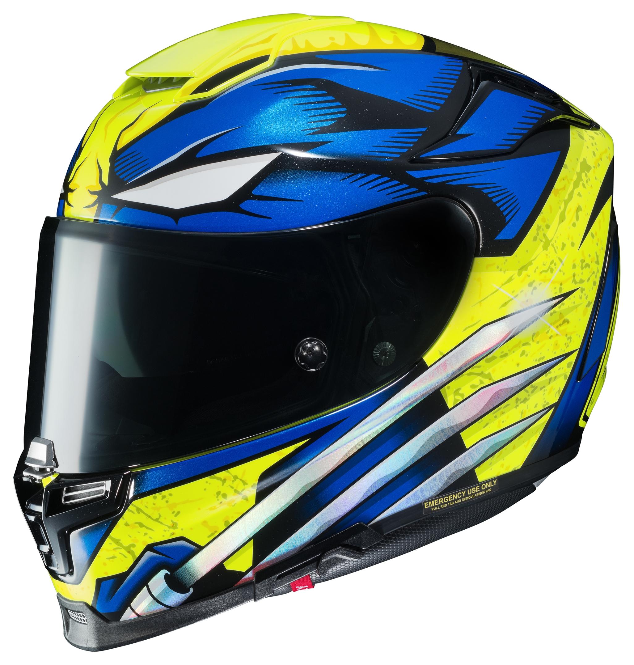 5accb7c5 HJC RPHA 70 ST Wolverine Helmet - Cycle Gear