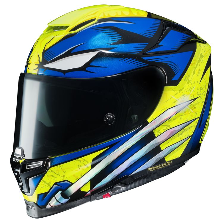 a25dd9c2 HJC RPHA 70 ST Wolverine Helmet. Read 6 Reviews Read 1 Review Read 6  Reviews Write a Review. Blue/Yellow