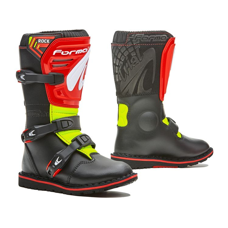 Black/Hi-Viz Yellow/Red