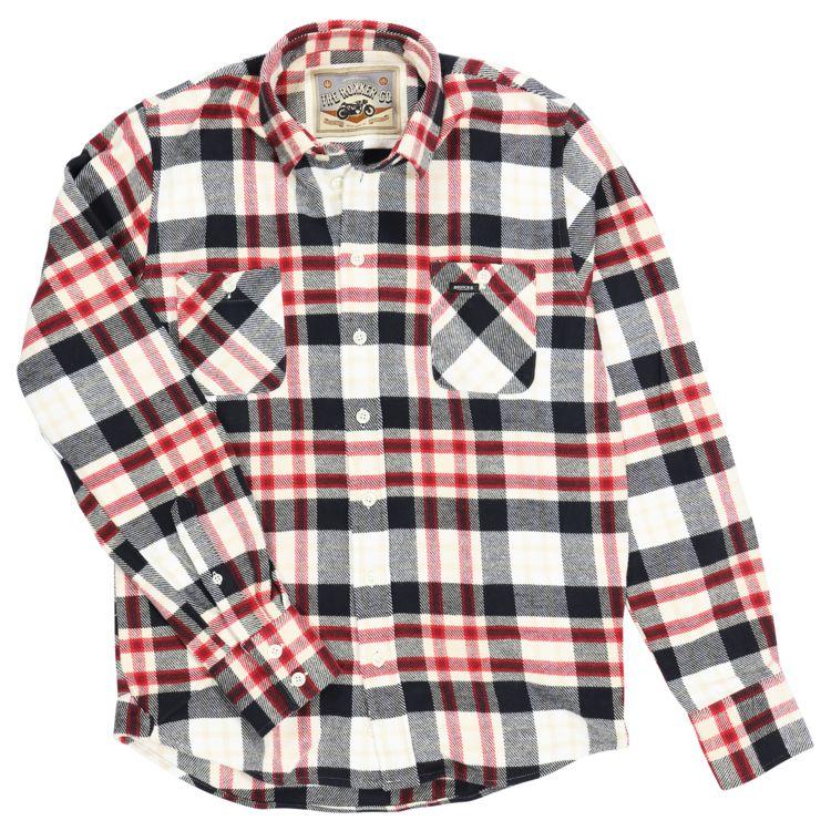 Rokker Dover Flannel Shirt