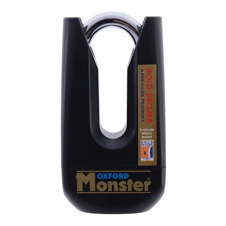 Oxford Monster Padlock