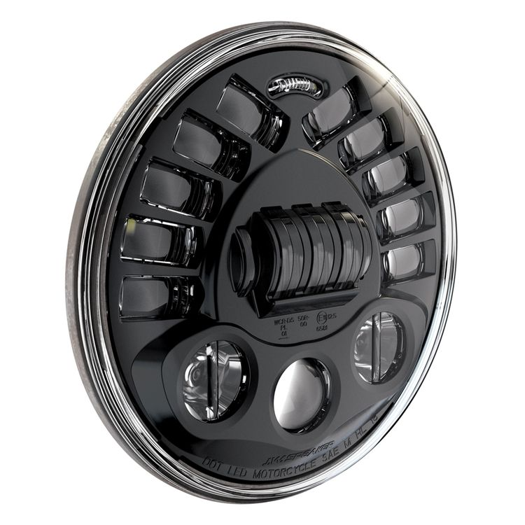 Motodemic Adaptive LED Headlight Conversion Kit Yamaha XSR900 2016-2020