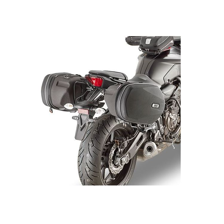 Givi TE2140 Easylock Saddlebag Supports Yamaha MT-07 2018-2020