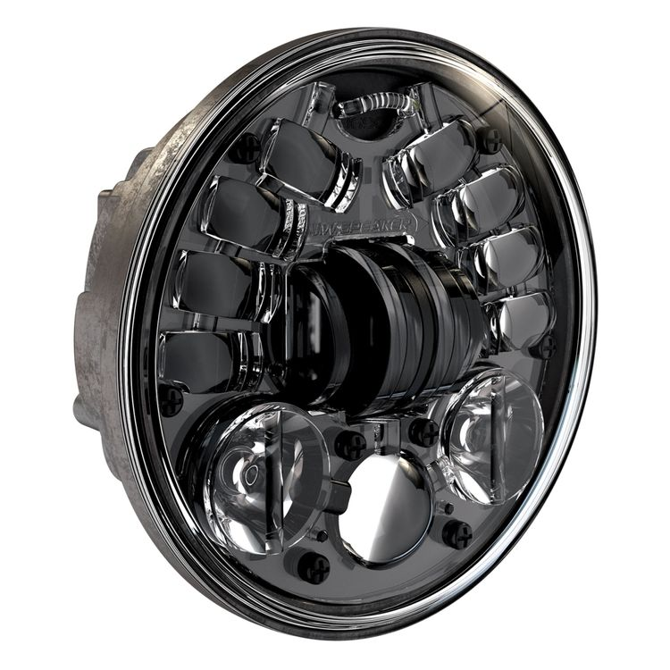 Motodemic Adaptive LED Headlight Upgrade Kit Triumph Bobber / Speedmaster 2018-2020