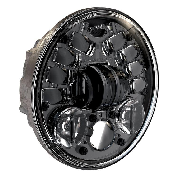 Motodemic Adaptive LED Headlight Upgrade Kit Triumph Bonneville Bobber 2017