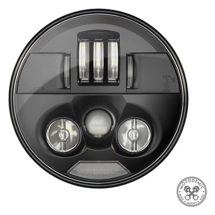 Motodemic LED Headlight Upgrade Kit Triumph 2016-2019