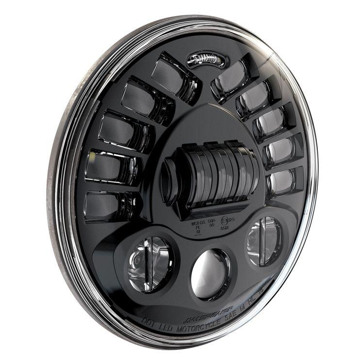 Motodemic Adaptive LED Headlight Conversion Kit Triumph Street Triple / Speed Triple