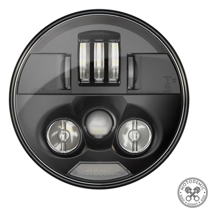 Motodemic LED Headlight Conversion Kit