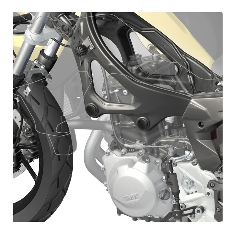 Puig Chassis Plugs BMW F750GS / F850GS 2018-2019