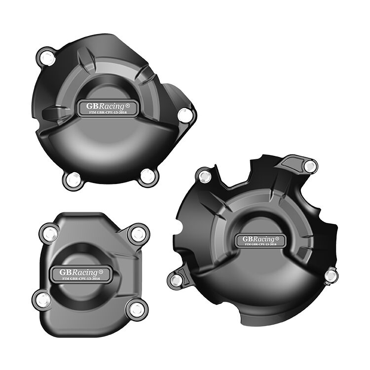 GB Racing Engine Cover Set Kawasaki Z800 2016