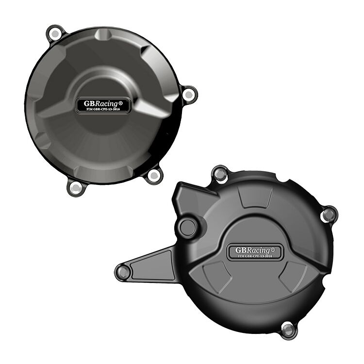 GB Racing Engine Cover Set Ducati 959 Panigale 2016-2019