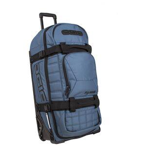 Ogio Prospect Luggage Riding Gear Boot Helmet Storage Bag Tarp Blue